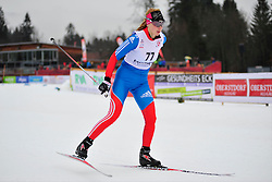 KAUFMAN Alean, RUS at the 2014 IPC Nordic Skiing World Cup Finals - Long Distance