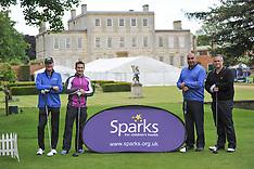 Sparks/Leon Haslam Golf Classic 2015