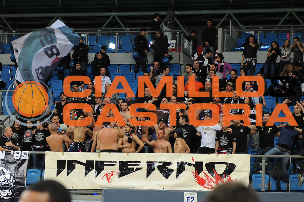 DESCRIZIONE : Pesaro Lega A 2009-10 Scavolini Spar Pesaro Pepsi Caserta<br /> GIOCATORE : Tifosi<br /> SQUADRA : Pepsi Caserta<br /> EVENTO : Campionato Lega A 2009-2010<br /> GARA : Scavolini Spar Pesaro Pepsi Caserta<br /> DATA : 07/03/2010<br /> CATEGORIA : <br /> SPORT : Pallacanestro<br /> AUTORE : Agenzia Ciamillo-Castoria/M.Marchi<br /> Galleria : Lega Basket A 2009-2010 <br /> Fotonotizia : Pesaro Campionato Italiano Lega A 2009-2010 Scavolini Spar Pesaro Pepsi Caserta<br /> Predefinita :