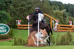 TOOD Sir Mark (NZL), McClaren<br /> Tryon - FEI World Equestrian Games™ 2018<br /> Vielseitigkeit Teilprüfung Gelände/Cross-Country Team- und Einzelwertung<br /> 15. September 2018<br /> © www.sportfotos-lafrentz.de/Sharon Vandeput