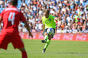 Dale Stephens of Brighton & Hove Albion during the Pre-Season Friendly match between Brighton and Hove Albion and Sevilla at the American Express Community Stadium, Brighton and Hove, England on 2 August 2015. Photo by Phil Duncan.