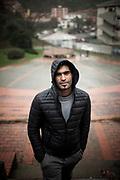 31 Gennaio 2016, La Spezia, Italia - Mohammadi Rafi 27 anni.