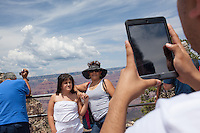 Grand Canyon with a camera