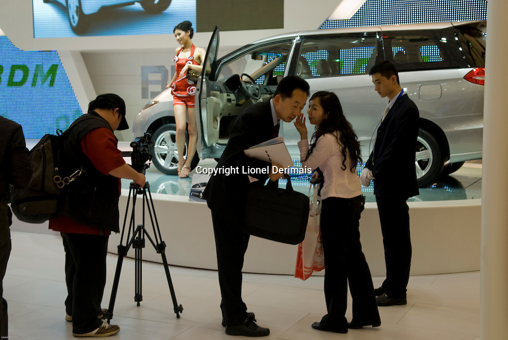 Shanghai autoshow 2009