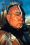 fully released, C.W. Pete Fee,<br /> Iowa Tribe,<br /> USA