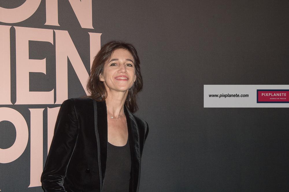 Charlotte Gainsbourg Avant première du film Mon chien stupide Mardi 22 Octobre 2019 UGC Normandie Paris