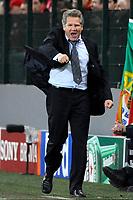 LIEGE LUIK 9/12/2009  SPORT / FOOTBALL / VOETBAL / STANDARD DE LIEGE LUIK - AZ ALKMAAR /  BOLONI /<br />  / UEFA LIGUE DES CHAMPIONS - CHAMPIONS LEAGUE UEFA MATCH GROUP H<br />  / PICTURE BY VINCENT KALUT - JIMMY BOLCINA COPYRIGHT PHOTO NEWS 2009