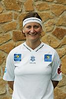 Fotball<br /> Toppserien kvinner 2005<br /> Foto: Digitalsport<br /> <br /> Kjersti Thun - Asker