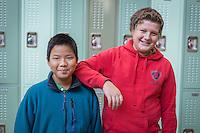 Parkrose Middle school, Portland Oregon