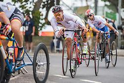 AYALA AYALA Nestor, T2, COL, Cycling, Road Race à Rio 2016 Paralympic Games, Brazil