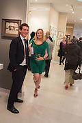 MATTHEW TRAVERS; ZULEIKA PARKIN, 20/21 British Art Fair. Celebrating its 25 Anniversary. The Royal College of Art . Kensington Gore. London. 12 September 2012.