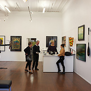 Art works on sale at Milford Galleries,  Dowling Street, Dunedin. New Zealand.  25th March 2011, Photo Tim Clayton