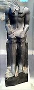 Statue of King Senwosret I 12th Dynasty, circa 1961--1917 BC