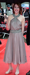 "Edinburgh International Film Festival, Sunday 26th June 2016<br /> <br /> Stars turn up on the closing night gala red carpet for the World Premiere of ""Whisky Galore!""  at the Edinburgh International Film Festival 2016<br /> <br /> Fenella Woolgar who plays Dolly in the film<br /> <br /> (c) Alex Todd 