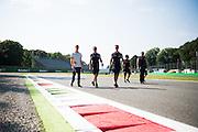 September 1, 2016: Daniil Kvyat, (RUS), Scuderia Toro Rosso , Italian Grand Prix at Monza