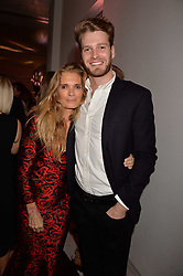 Victoria Lockwood and her son Viscount Althrope at the Tatler's English Roses 2017 party in association with Michael Kors held at the Saatchi Gallery, London England. 29 June 2017.<br /> Photo by Dominic O'Neill/SilverHub 0203 174 1069 sales@silverhubmedia.com
