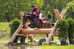 De Cleene Wouter, BEL, Magic Dreams Van't Hulsbos<br /> Grandorse Horse Trials - Kroneneberg 2019<br /> © Hippo Foto - Dirk Caremans<br /> 05/05/2019