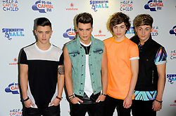 Capital Summertime Ball<br /> Union J during photocall ahead of performing at the Capital Summertime Ball, Wembley Stadium,<br /> London, United Kingdom<br /> Sunday, 9th June 2013<br /> Picture by Chris  Joseph / i-Images