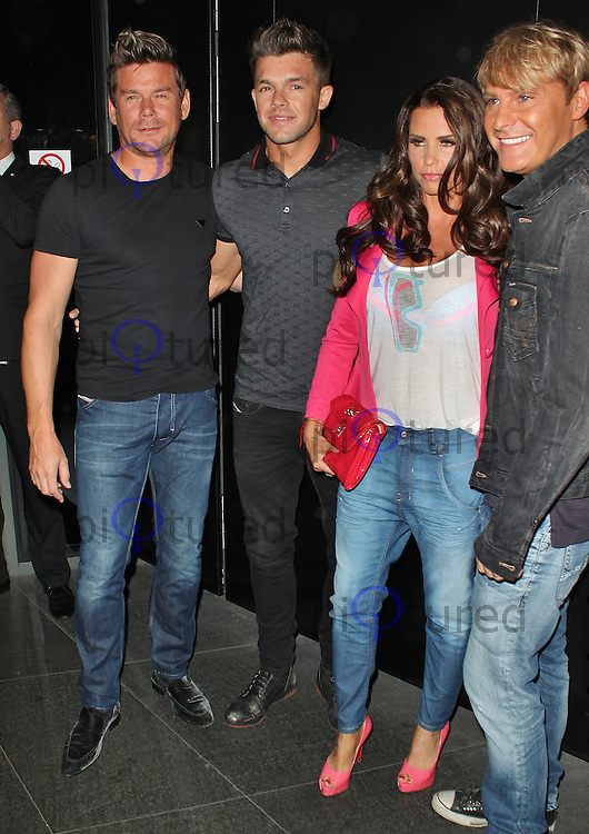LONDON - September 04:  at the Jeans for Genes - Launch Party (Photo by Brett D. Cove)