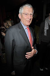 NICK HEWER from The Apprentice at the gala night party of Losing It staring Ruby Wax held at he Menier Chocolate Factory, 51-53 Southwark Street, London SE1 on 23rd February 2011.