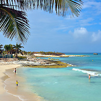 """History of Great Stirrup Cay, Bahamas<br /> Great Stirrup Cay is uninhabited except for cruising day trippers. But that was not always true.  Its first residents were the Lucayans dating back to 600 A.D.  These Indians lived and farmed throughout the Caribbean. Their name means """"people of the islands.""""  Most of them were removed and enslaved by the Spanish during the 1500's. From the mid-17th century until 1730, the island was a hideout for seagoing bandits during the Golden Age of Piracy. Beginning in 1815, it became a settlement for British slave traders and a couple of plantations. During the American Civil War, the Confederates and Unionists engaged in several sea battles here. At this same time, the existing lighthouse was built in 1863. During WWII, this was an American base which used underwater cables to detect German subs. From about 1940 until 1991, the US Air Force used Stirrup Cay as a tracking station. In 1977, the Belcher Oil Company sold the property to the Norwegian Caribbean Line (the original name for NCL)."""