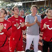 NLD/Hengelo/20120916 - Nijeloop 2012, voetballers FC Twente