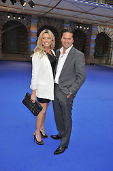 TINA HOBLEY and OLIVER WHEELER at the Royal Academy of Arts Summer Party held at Burlington House, Piccadilly, London on 3rd June 2009.