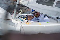 Damien Seguin, 2.4mR, Voile at Rio 2016 Paralympic Games, Brazil