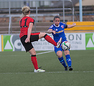 - Forfar Farmington v Rangers Ladies in the Scottish Womens' Premier League at Station Park, Forfar<br /> <br /> <br />  - &copy; David Young - www.davidyoungphoto.co.uk - email: davidyoungphoto@gmail.com
