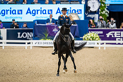 Minderhoud Hans Peter, NED, Glock's Dream Boy<br /> LONGINES FEI World Cup&trade; Finals Gothenburg 2019<br /> &copy; Hippo Foto - Dirk Caremans<br /> 06/04/2019