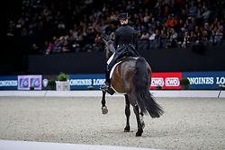 Barbancon Mestre Morgan, ESP, Sir Donnerhall II Old<br /> LONGINES FEI World Cup™ Finals Paris 2018<br /> © Hippo Foto - Dirk Caremans<br /> 14/04/18