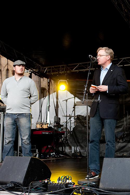 Oslo Kulturnatt 2011<br /> Eidsvolls plass<br /> Stortinget