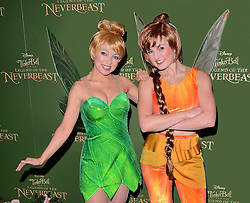 General View at Tinkerbell and the Legend of the Neverbeast Gala Screening at Vue West End, Leicester Square  London on Sunday 7th December 2014