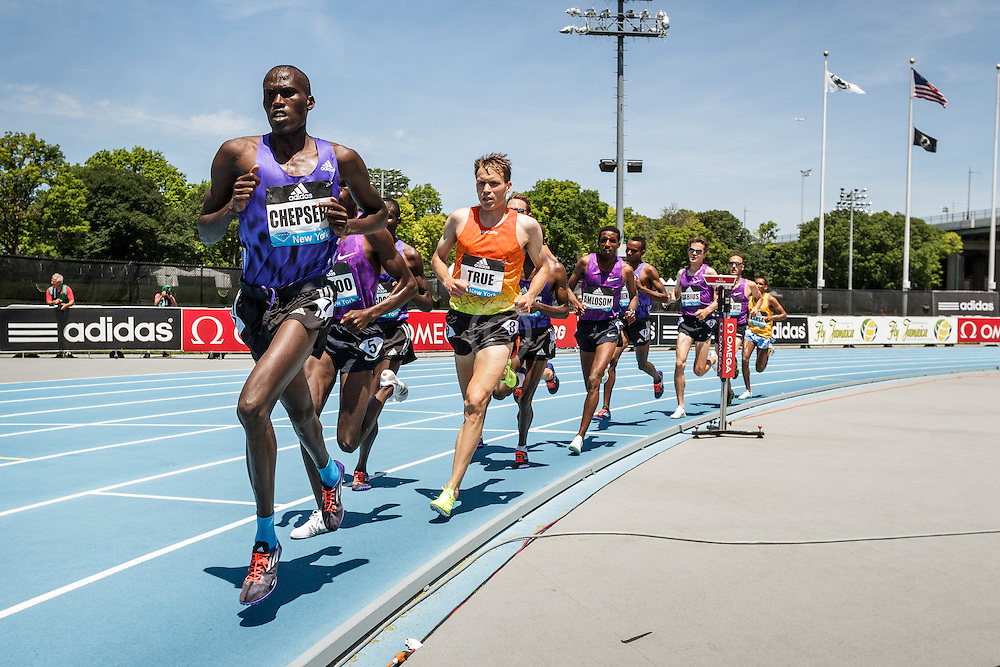 adidas Grand Prix Diamond League Track & Field: Men's 5000m, Chepseba, Kenya