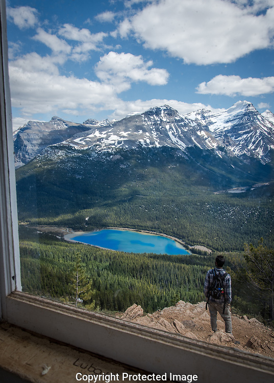 Mount Paget Lookout., British Columbia, Canada, Isobel Springett