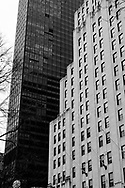 Skyscrapers taken in Madison Square Park, New York, NY, January 26, 2017. (©2017 Wendelin Ray Photography)