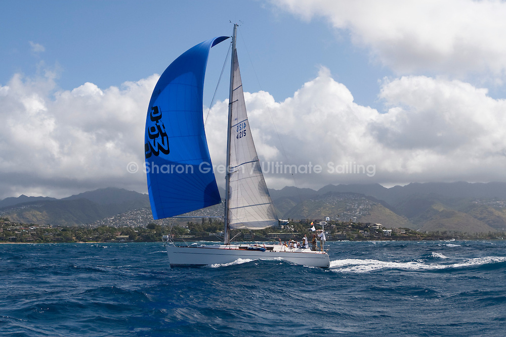 Transpac Finish 2011, ..