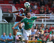 Friendly: Cork City 0 - 1 Burnley : 13th July 18