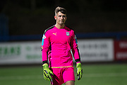 Dundee&rsquo;s Kyle Gourlay - Dundee v St Johnstone, SPFL Development League at Links Park, Montrose<br /> <br />  - &copy; David Young - www.davidyoungphoto.co.uk - email: davidyoungphoto@gmail.com