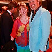 NLD/Den Haag/20110406 - Premiere Alle Tijden, Bert Kuizinga en Nienke Romer