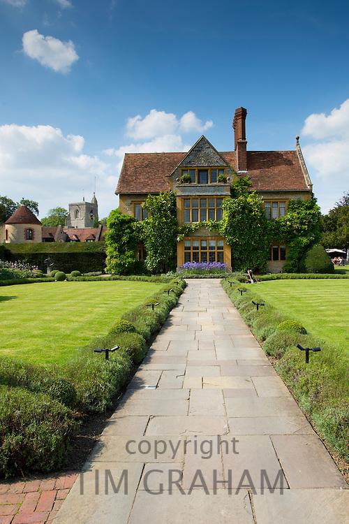 Raymond Blanc hotel, Le Manoir aux Quat' Saisons  in Oxfordshire, UK