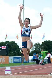 BREEN Olivia, 2014 IPC European Athletics Championships, Swansea, Wales, United Kingdom