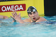 Aug 1, 2006; Irvine, CA, USA;  USA Swimming..2006 Conoco Phillips National Championships at the William Woollett Aquatics Center...Michael Phelps : M 400 meter IM..Photo credit: Darrell Miho