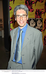 MATTHEW GALE Chief Curator at Tate Modern at the Montblanc de la Culture Arts Patronage Award 2009 held at the Tate Modern, Bankside, London SE1 on 16th April 2009.