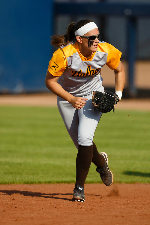 May 18, 2013; Ann Arbor , MI, USA; NCAA Reginal Softball. Mandatory Credit: Rick Osentoski