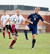 October 3, 2009: The Wayland Baptist University Pioneers play against the Oklahoma Christian University Eagles on the campus of Oklahoma Christian University.