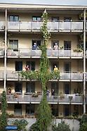 Balkon Unzerstraße