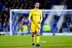 Edward Upson of Bristol Rovers - Mandatory by-line: Ryan Hiscott/JMP - 19/02/2019 - FOOTBALL - Fratton Park - Portsmouth, England - Portsmouth v Bristol Rovers - Sky Bet League One