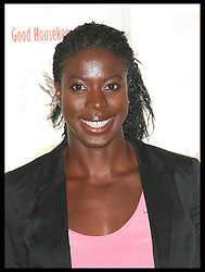 Christine Ohuruogu arriving at the Women of the Year Awards in London, Monday 22nd October 2012.  Photo by: Stephen Lock / i-Images