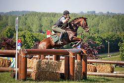 De Cartier De Marchienne Louis (BEL) - Afinco<br /> Belgisch kampioenschap eventing<br /> CNC Tongeren 2010<br /> © Dirk Caremans